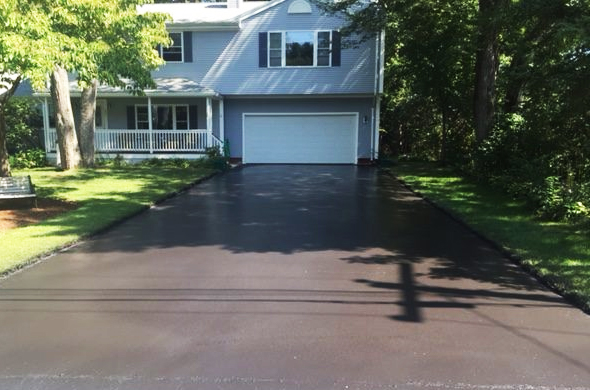 Sealcoating Services in Natick MA
