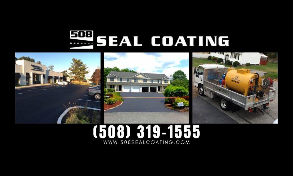 Wayland MA Sealcoating Contractor