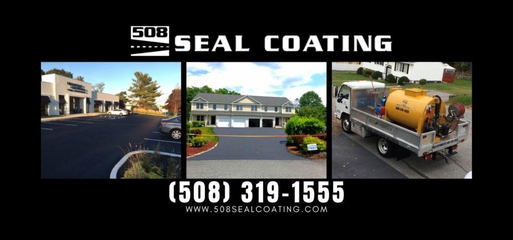 Weston MA Sealcoating Contractor